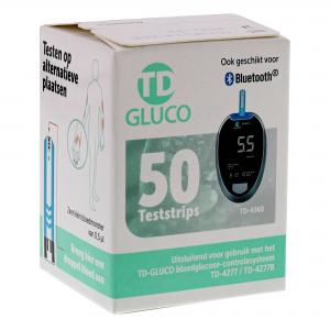 Ht One TD Gluco Teststrips (50 st)