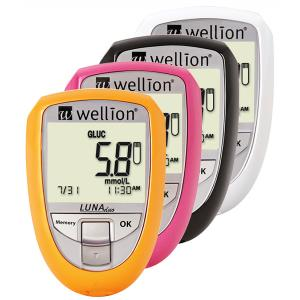 Wellion LUNA DUO – Glucose en Cholesterol Meter (1 st)