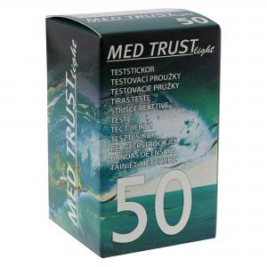 MedTrust Light Teststrips (50 st)