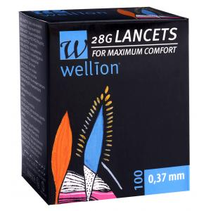 Wellion Lancetten (100 st)