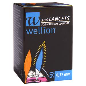 Wellion Lancetten (50 st)